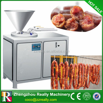 Industrial used sausagehot dog stufferfilling machine view used industrial used sausagehot dog stufferfilling machine sciox Images