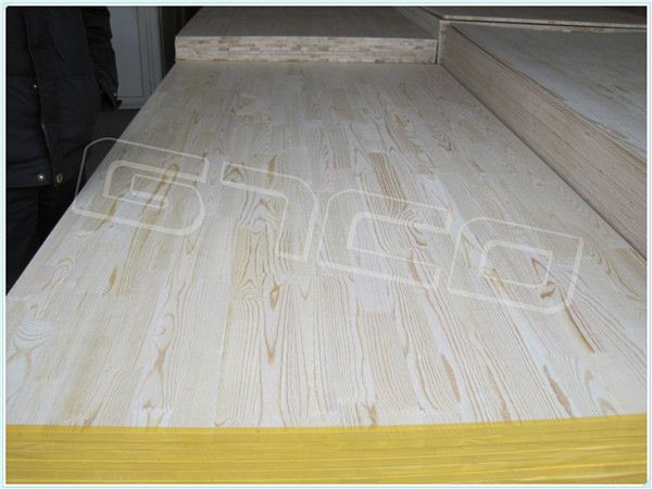 Trade Assurance Good Quality poplar finger joint wood board From China Manufacturer(LINYI FACTORY)