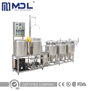 50L German Style Home Beer Brewing Machine for Pub Brewing