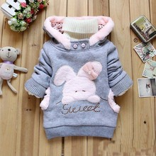 2 6Y 2 3 4 5 6 years New 2015 Children s Winter Jacket girls Thick