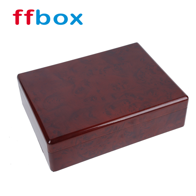 NEW Piano lacquer finish luxury wooden iphone 8 box iphone 8 plus box
