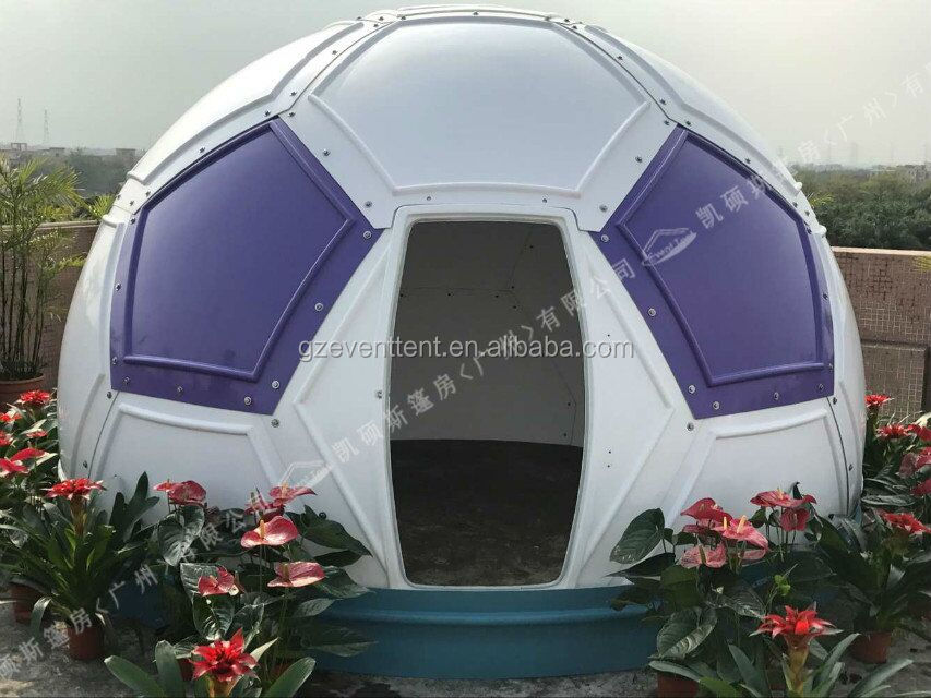 Small cheap residential dome portable for outdoor event