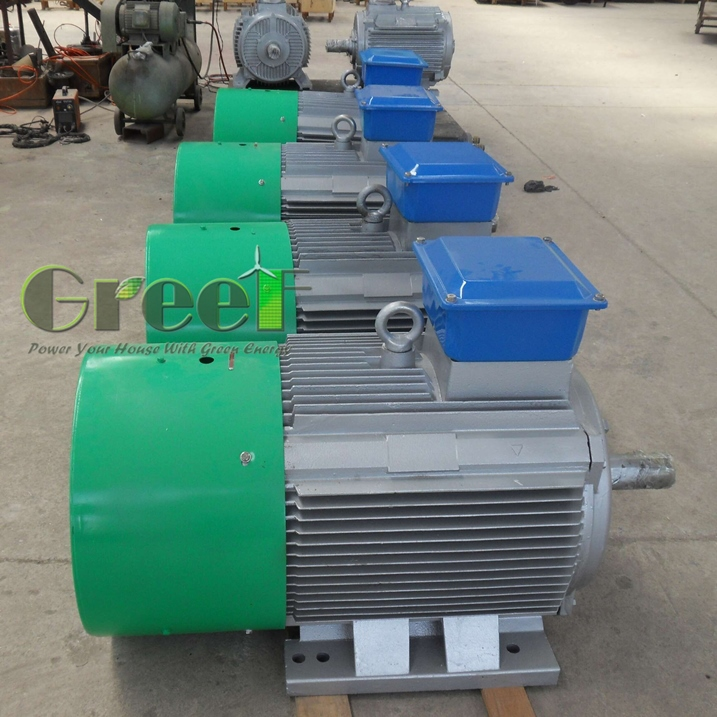 20kw 50 Rpm Permanent Magnet Generator, high quality Low Speed Alternator,  View High Quality Permanent Magnet Generator, GreeF Product Details from