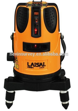 Laisai LS629 Rotary Laser Level 4V1H1D