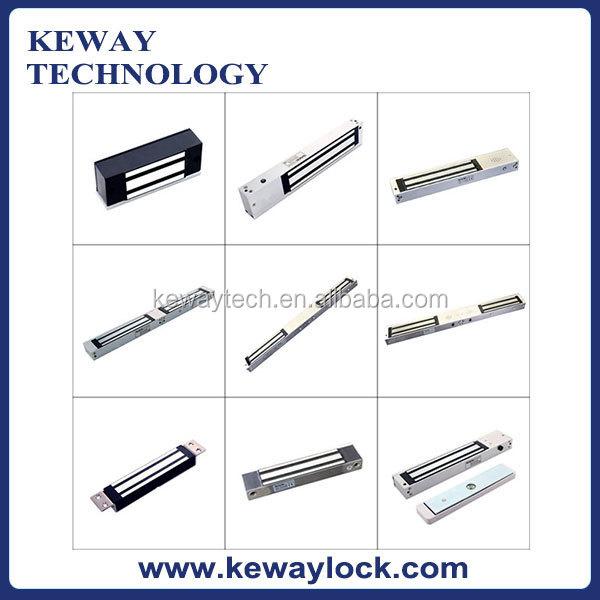 Hidden Door Lock, 350 Lbs Electro Magnetic Door Lock, Magnetic Safe Lock  With Signal