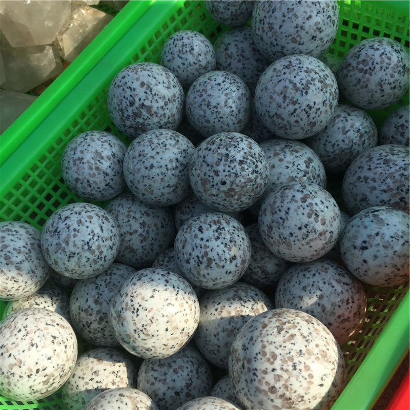 Wholesale tienshanite quartz ball polished stone sphere stone ball
