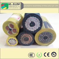 copper core crane remote control cable