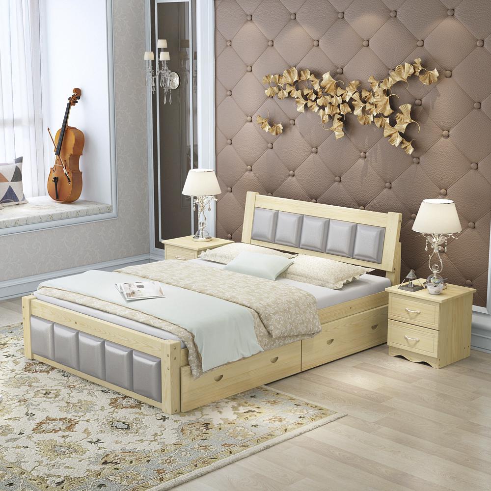 Venta al por mayor muebles de pino precio-Compre online los mejores ...