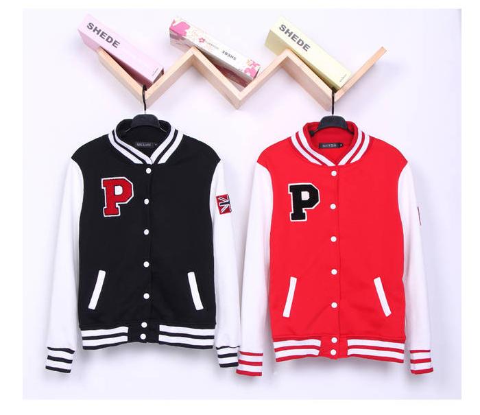 c00d4325e6 mulheres e homens unisex da primavera e outono patchwork jaqueta de  beisebol impressão hoodies casaco de