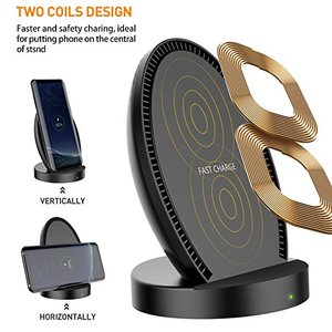 Turbo fast wireless car Charger bike AC Charge 3.0