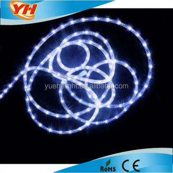 12 Volt Dc Round 2-wire Led Rope Lights