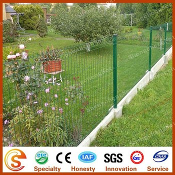 China Manufacturer Decorative Fence For Garden Removable Garden Fence