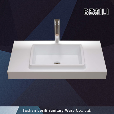 One Piece Bathroom Sink And Countertop One Piece Bathroom Sink – One Piece Bathroom