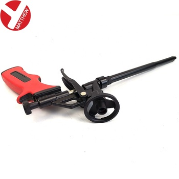 Low Pressure Polyurethane Foam Spray Gun With PTFE Coated