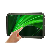 "10"" and 47"" touch, vandal and waterproof monitor, open frame"