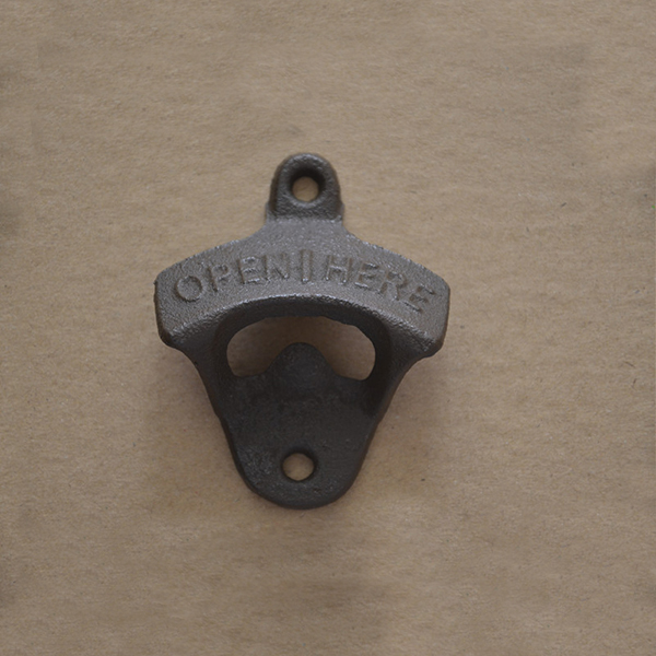 Hot-selling Professional Antique Cast Iron Opener Bottle