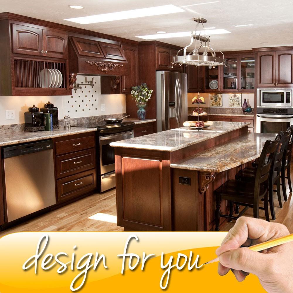 Fabriek directe verkoop amerikaanse keuken meubels in foshan keuken kasten product id - Keuken volledige verkoop ...