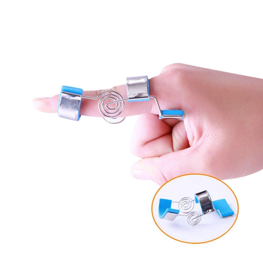 Whthteey Spring Finger Extension Splint Finger Straightening Machine (M)