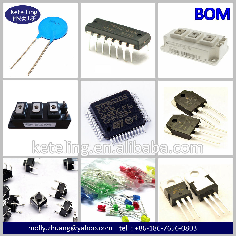 Electronic Component Semiconductor Alcohol Gas Sensor MQ-3