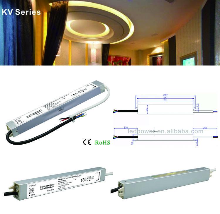 KV-12045-A 12V 3.75A 45w waterproof led power supply