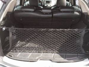 Envelope Style Trunk Cargo Net for Infiniti QX70 2014 2015 NEW