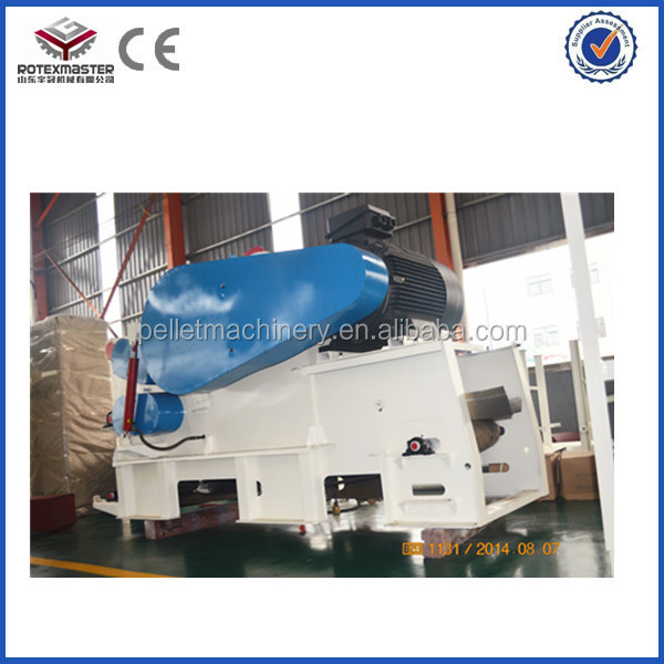 Hot Sales In Vietnam Drum Type Large Wood Chips Chipper