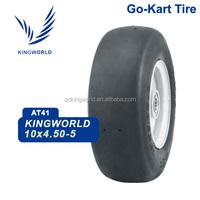 10x4.5-5 11x7.1-5 Go Kart Tires for race , 10*4.5-5 4PR Go-Kart tyre