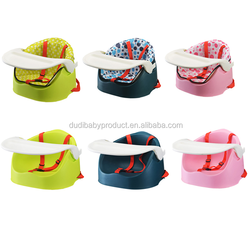 Portable baby feeding and eating high chair Booster