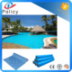 Waterproof pvc vinyl swimming pool blue mosaic pond liner