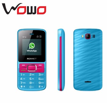 ADMET V90 Low Price China cheap Mobile Phone Dual SIM Card FM Radio celulares Blacklist supported