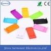 Colorful Stand Holder Mini Desk Station Plastic Holder Stand For Mobile Phone