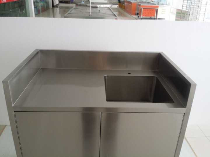 kitchen cabinet with stainless steel sink buy stainless steel