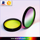 Optical Negative Filter or Notch filters for biomedical laser systems.