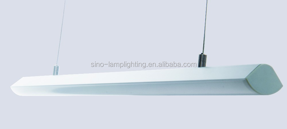 New Anodized Led Aluminum Alloy Housing Channel Extrusion Profile for Led Strip Light