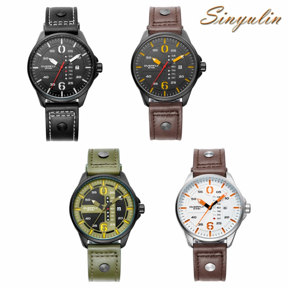most populal with new fashion mens casual watches