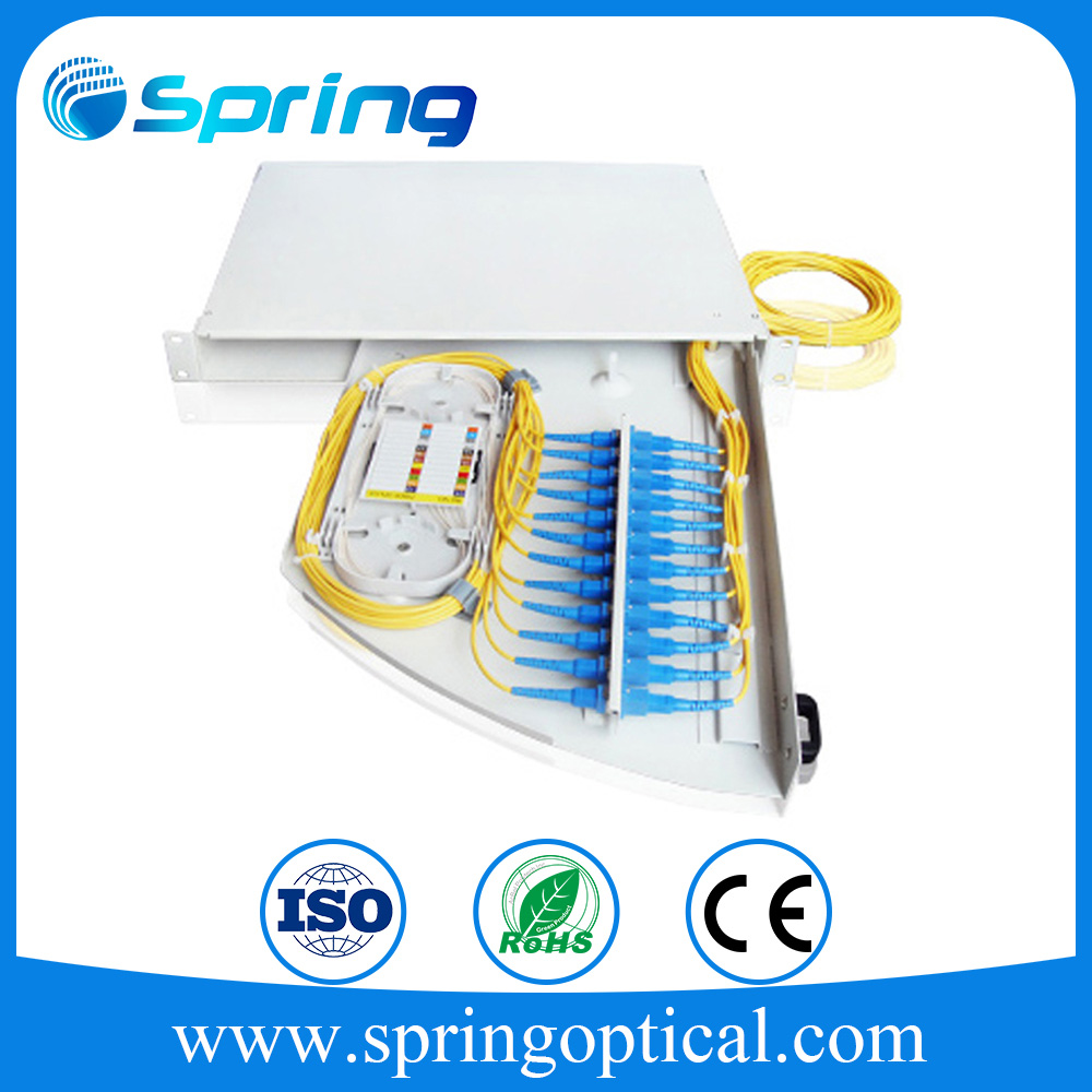 Hot sale ST/UPC duplex MM square type fiber optic adapter