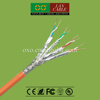 Iran Hot Selling 305m 1000ft FR PVC Sheath 8 Cores 4 PR 0.58mm Solid OFC Cat 7 SFTP Net Connect Cable
