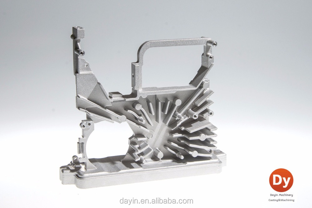 Alminum die casting products, heatsinks, led housings, gear box