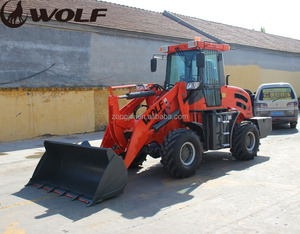 New 1.8ton/1800kg wheel loader ZL918,LG918 with cheap price