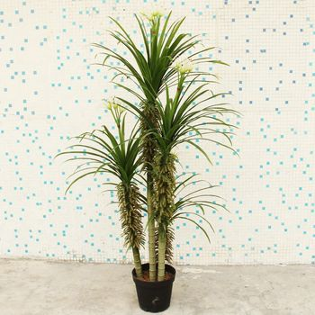 Artificial Spider Lily Decorative Bonsai For Indoor Plant ...