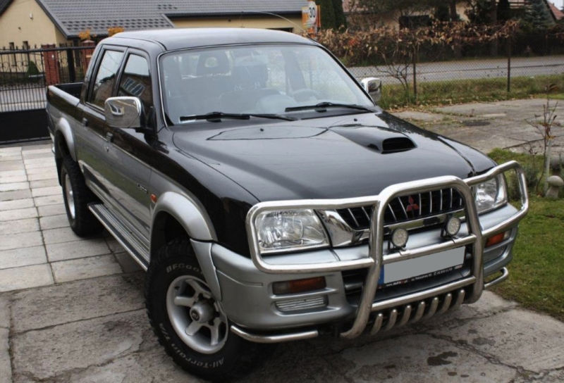 mitsubishi l200 pickup 1999 - buy l200 pickup product on alibaba