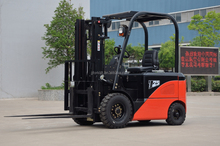 AC battery hot sale electric forklift 2.5 ton