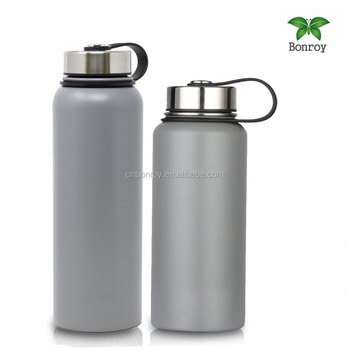 39e36943c2 Ozark Trail 36oz Vacuum-Insulated Powder-Coated Stainless Steel Water Bottle  NEW