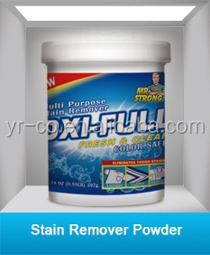 Mr.Strong---Stain Remover Powder,EASY LAUNDRY WASHING---Y&R Seven