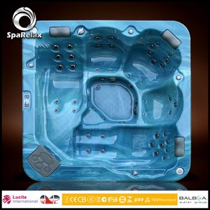 Promotion Free Installation Spa Outdoor with 5 Persons from China Factory