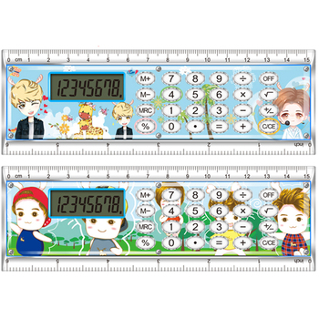 Hot design Promotion child student calculator mini gift calculator