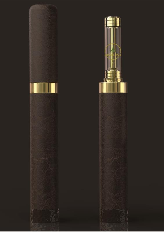 2019 High level consumption brown Soft artificial wood paper 0.5ml 900mah superstar highly praised  CBD oil Cigar refillable