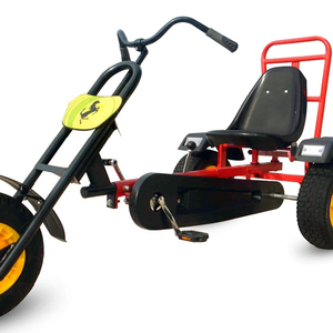 China factory cheap 3 wheels adult tricycle pedal go kart FTF150-1/-2