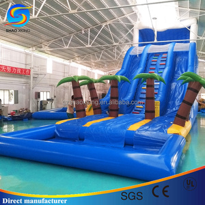 Summer Hot Sale Inflatable Water Slide for Kids and Adults