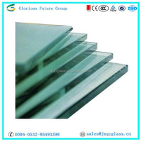 Glorious Future 10mm thick tempered top glass